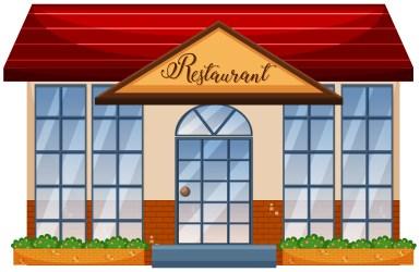 Restaurant Clipart