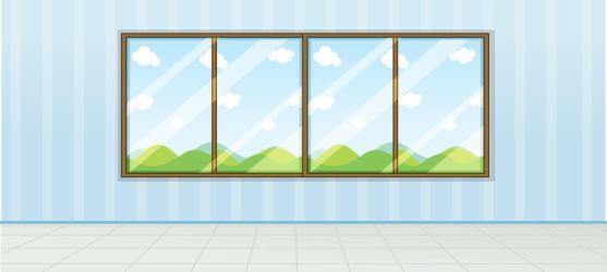 Empty room nature view Download Free Vectors Clipart Graphics & Vector Art
