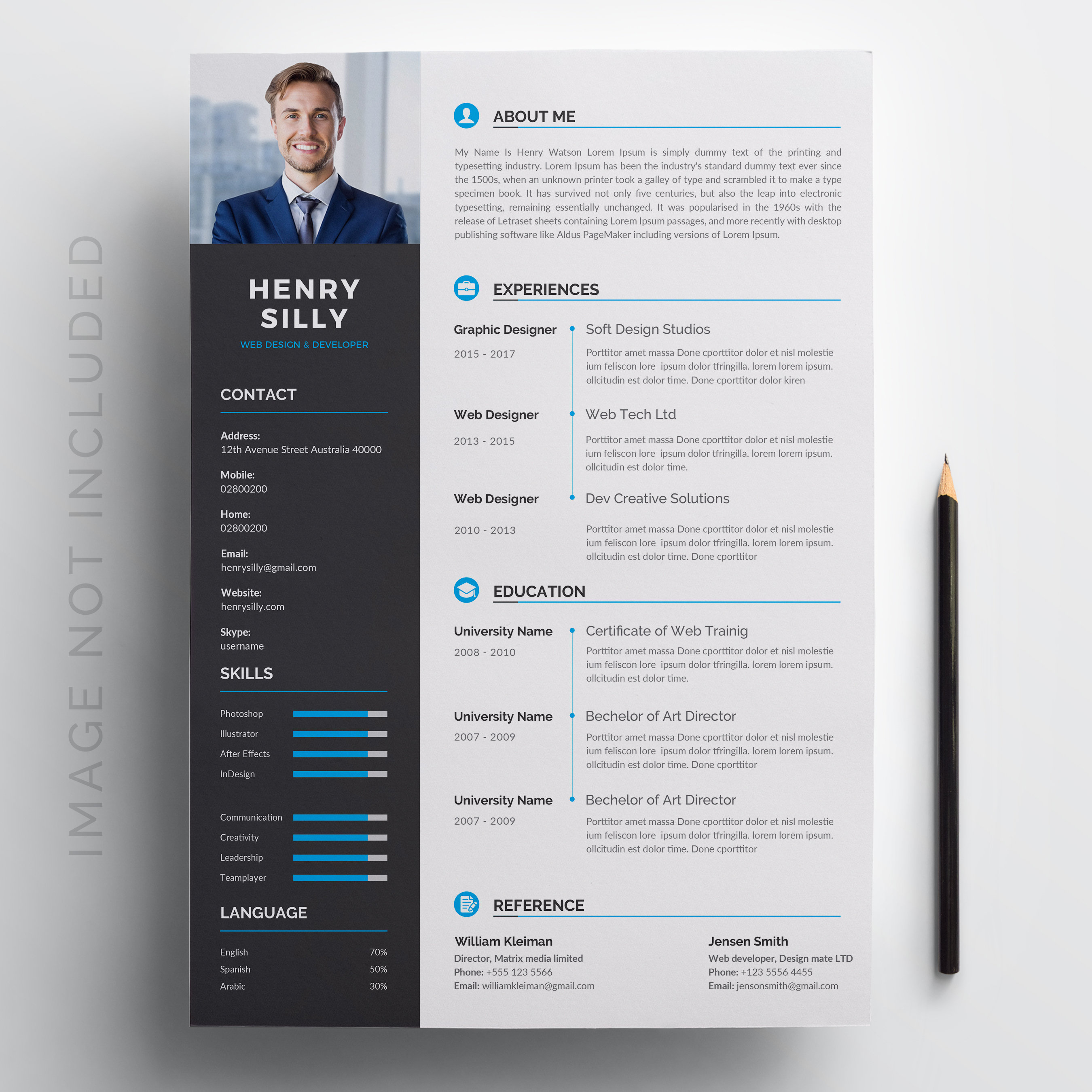 modern resume compliance