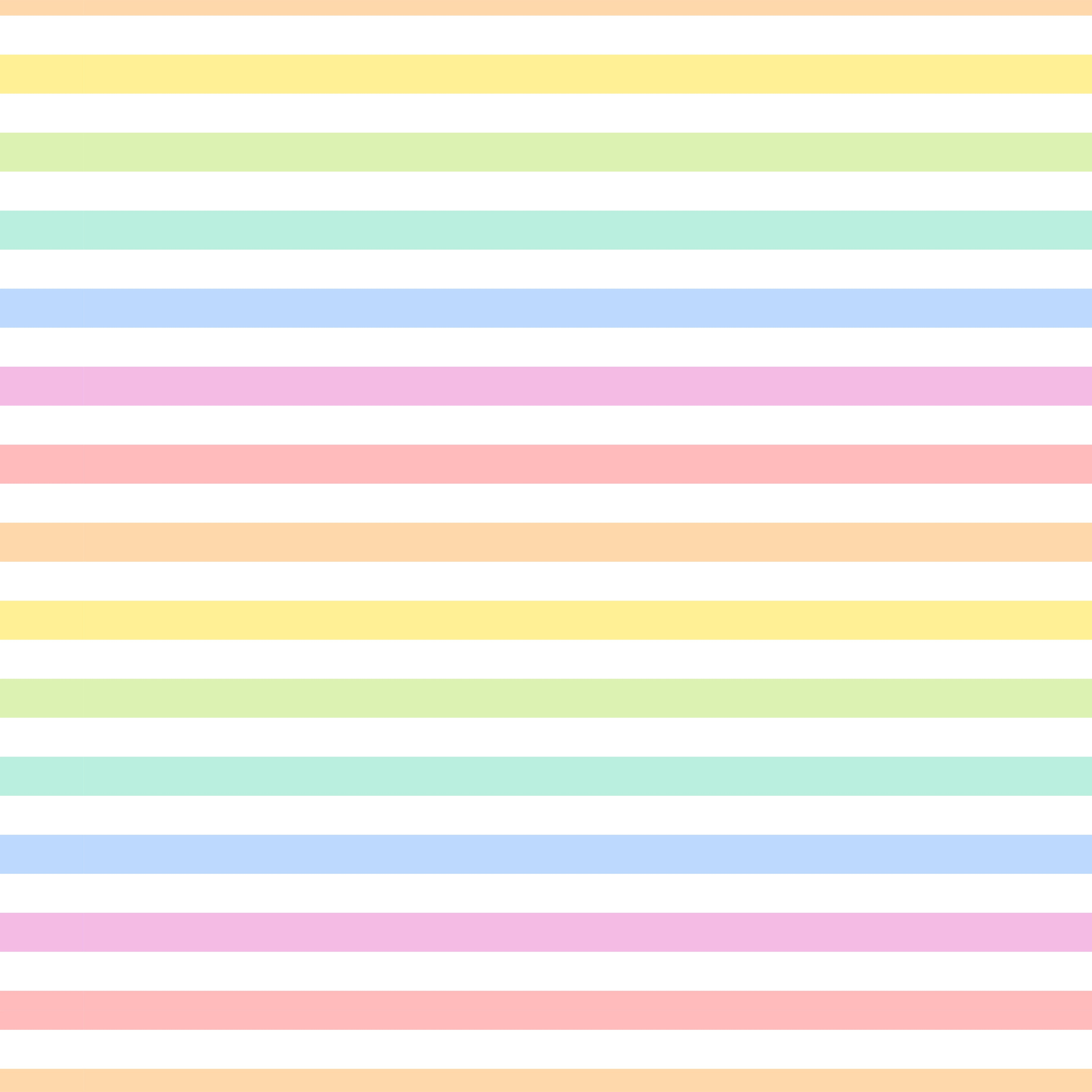 Cute Girly Patterns Wallpaper Seamless Colorful Horizontal Lines Pattern Vector