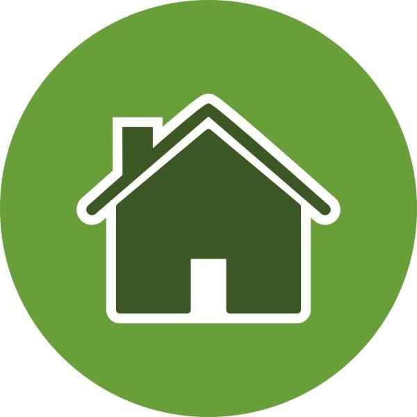House Icon Vector Illustration - Free Art