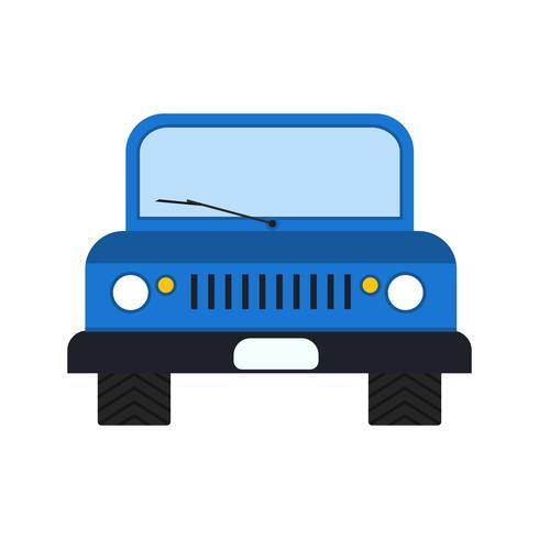 vector jeep icon download