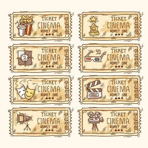 cinema ticket set download
