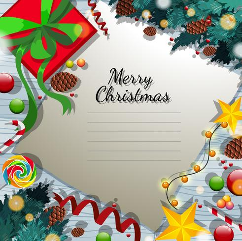 Christmas Decorations Templates Download