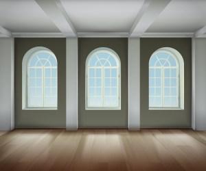 windows illustration interior background vector arched realistic window empty freepik vecteezy retro indoor icons wooden pro
