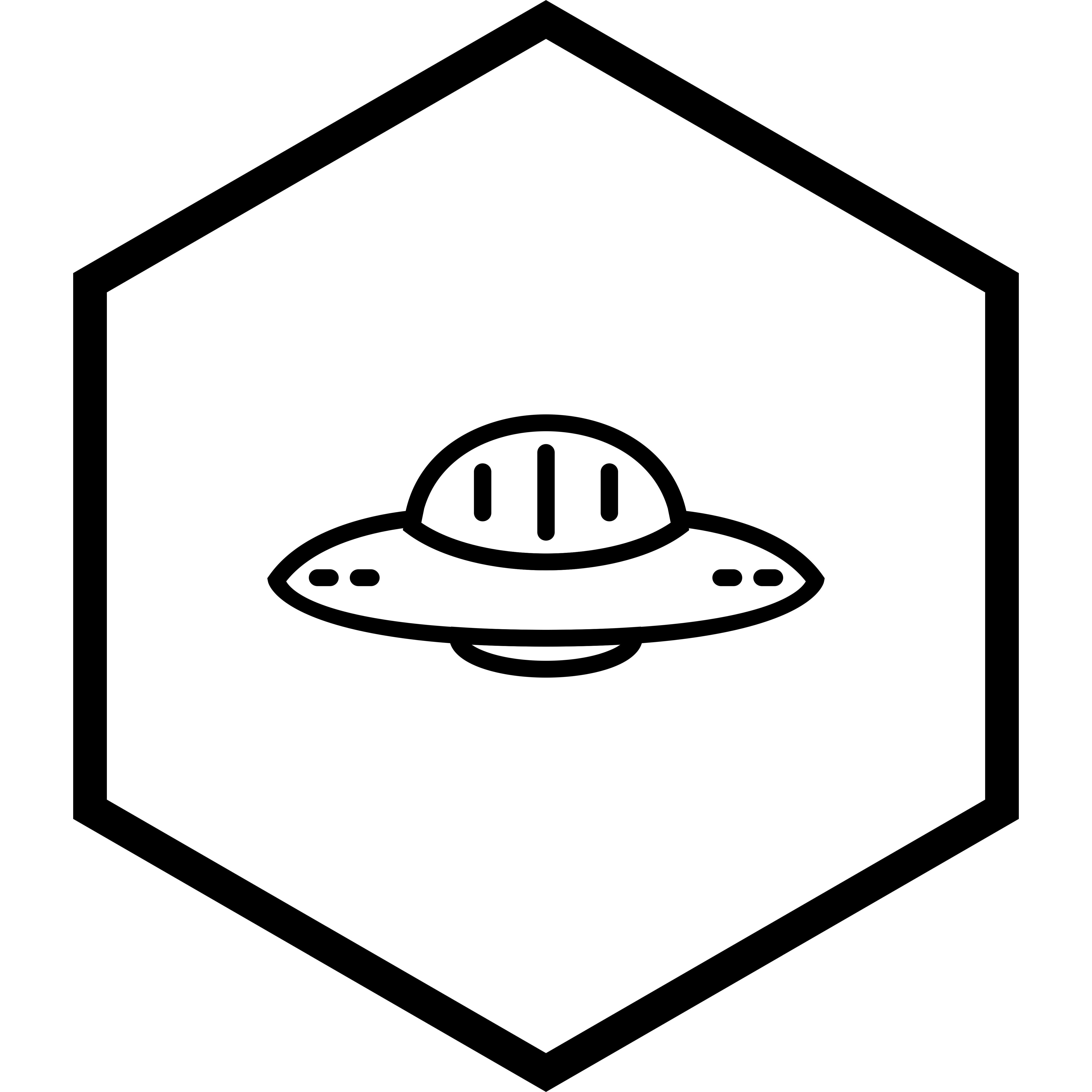 Ufo Icon Design