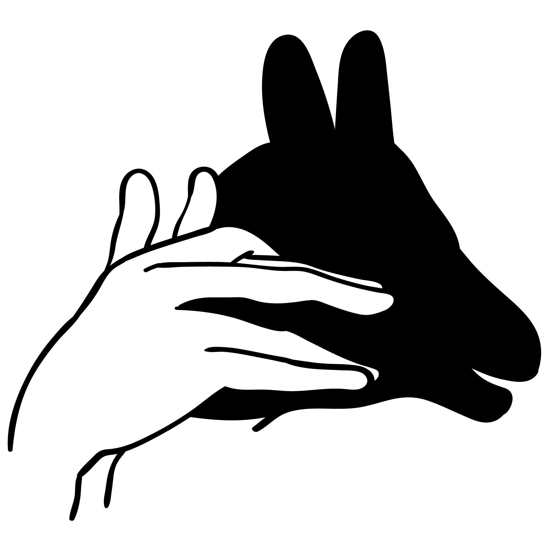Hand Animal Shadow Vector Download Free Vectors Clipart Graphics Amp Vector Art