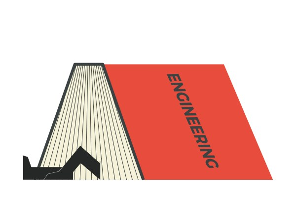 Stem Book Illustration - Free Vector Art Stock