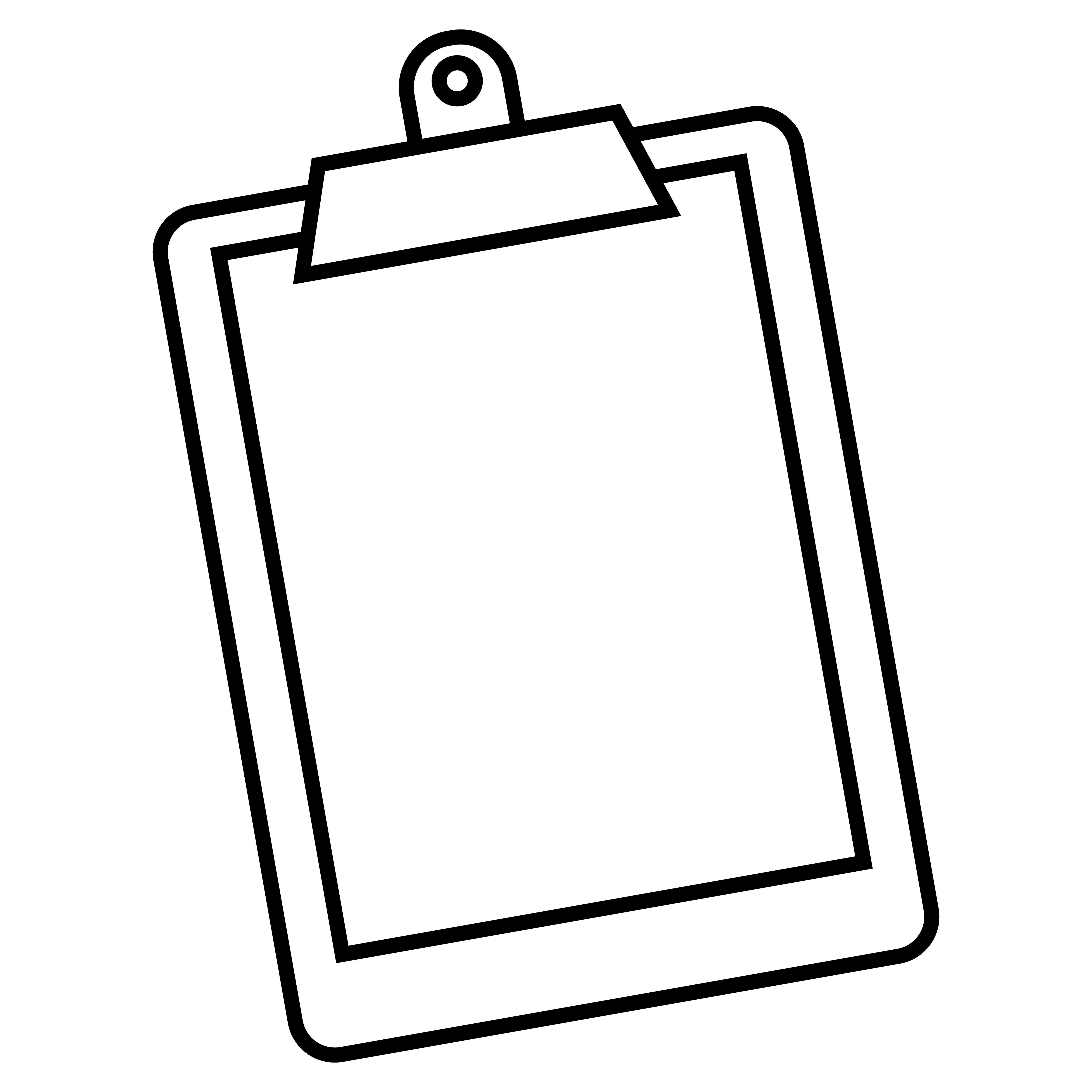 Clipboard Vector Icon