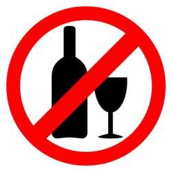 Precare - No Alcohol before piercing