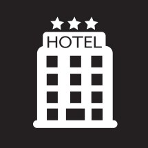 Hotel Icon Symbol Sign - Free Vectors Clipart