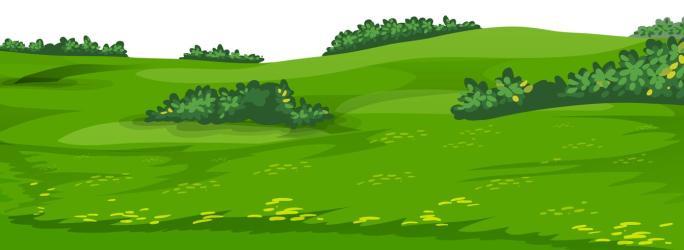 A simple garden scene Download Free Vectors Clipart Graphics & Vector Art