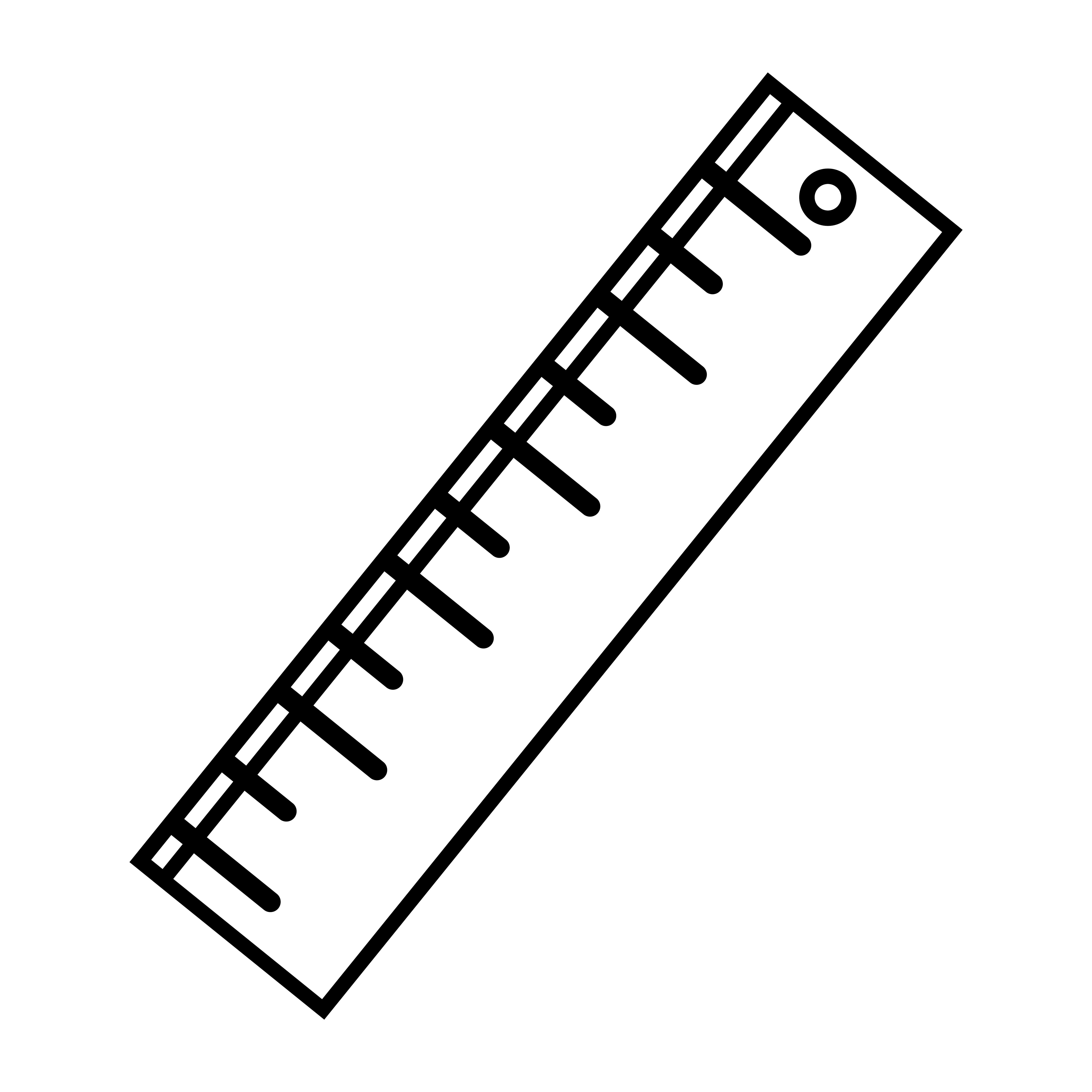 Line Ruler Design To School Tool Education