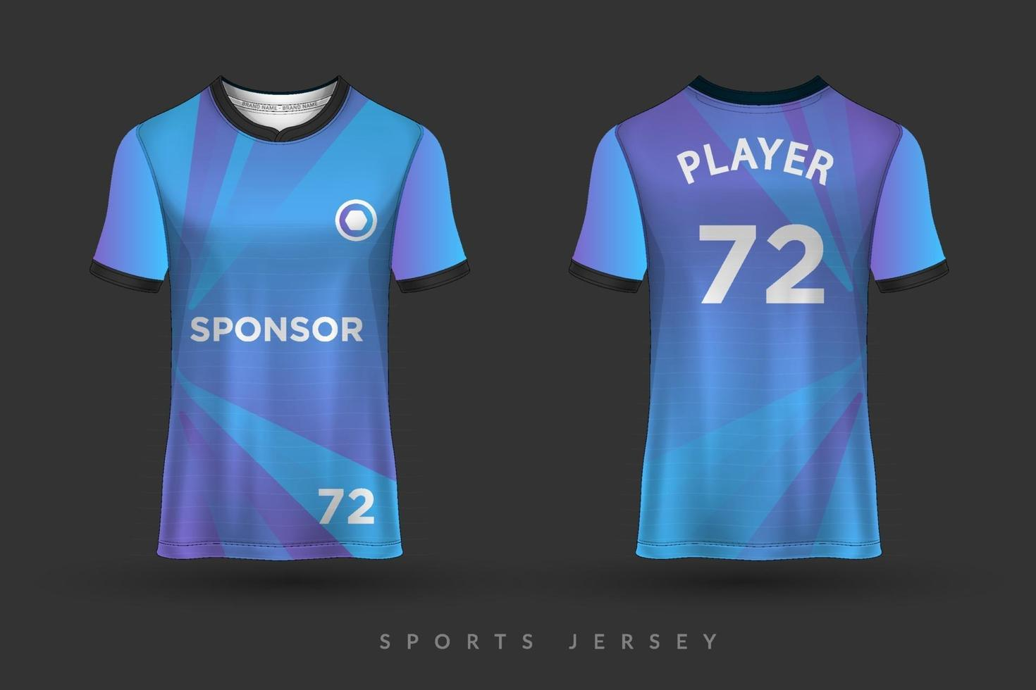 mockup uniformes futebol mockup para photoshop (cód. Soccer Jersey And Tshirt Sport Mockup Template Graphic Design For Football Kit 2395103 Vector Art At Vecteezy
