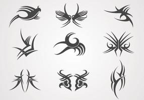 V And D Letter Tattoo Designs