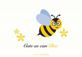 bee free vector art