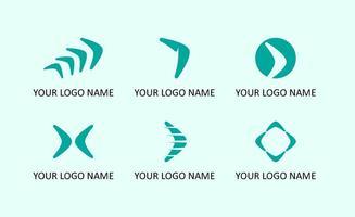 logo collection free vector