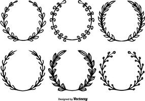wreath template free # 19