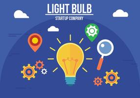 light bulb free vector