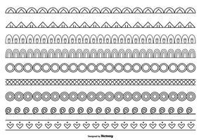 Line Border Free Vector Art 92 477 Free Downloads