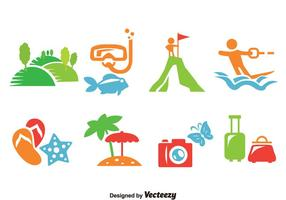 Vacation Icons Free Vector Art 4 509 Free Downloads