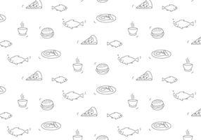 Food Pattern Free Vector Art 58 855 Free Downloads