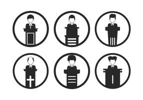 Free Conference Room Icon Vectors