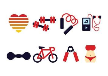 Gym workout icons 15 Free Gym workout icons Download PNG & SVG