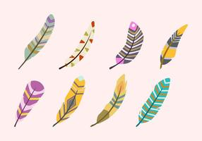 feather free vector art