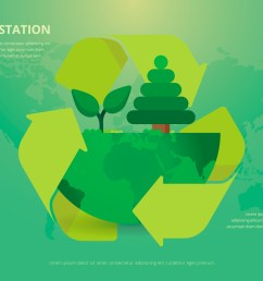 reforestation download free vector art stock graphics images [ 1400 x 980 Pixel ]