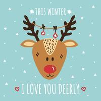 Download Deer Skull Vector - Download Free Vector Art, Stock ...