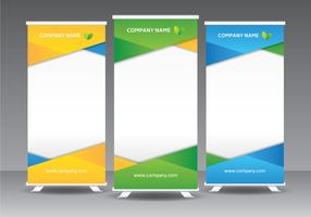 Roll up banner template vector free vector in adobe illustrator ai (.ai ) vector illustration graphic art design format format for free download 317.88kb. Roll Up Banner Vector Art Icons And Graphics For Free Download