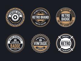 badge free vector art
