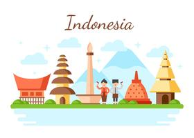 Indonesia Culture Free Vector Art 444 Free Downloads