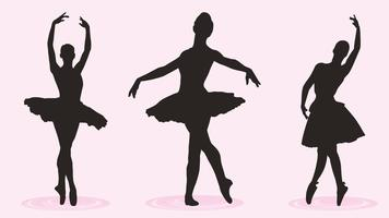 ballerina free vector art