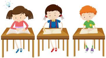 Student Desk Free Vector Art 12 634 Free Downloads