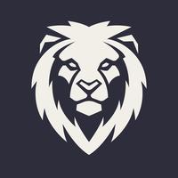 lion head free vector