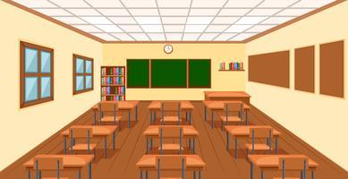 Empty Classroom Free Vector Art 210 Free Downloads
