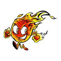 Fire Flame Outline Vector - Download Free Vectors. Clipart Graphics & Vector Art