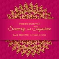 https www vecteezy com vector art 691484 mandala hindu wedding card vector