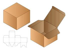 Box template is a *pdf or *adobe illustrator format file. Packaging Box Template Vector Art Icons And Graphics For Free Download
