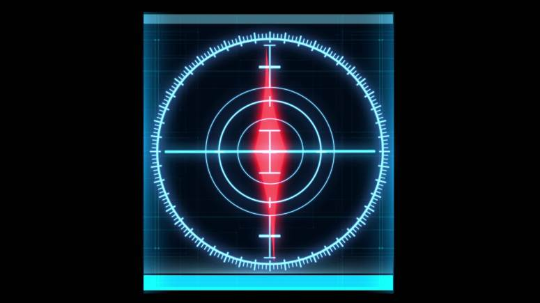Direction Compass High tech hud screen element 3005551 Stock Video at  Vecteezy