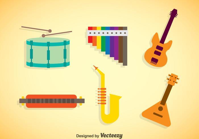 https fr vecteezy com art vectoriel 105713 instruments de musique couleurs icones vector