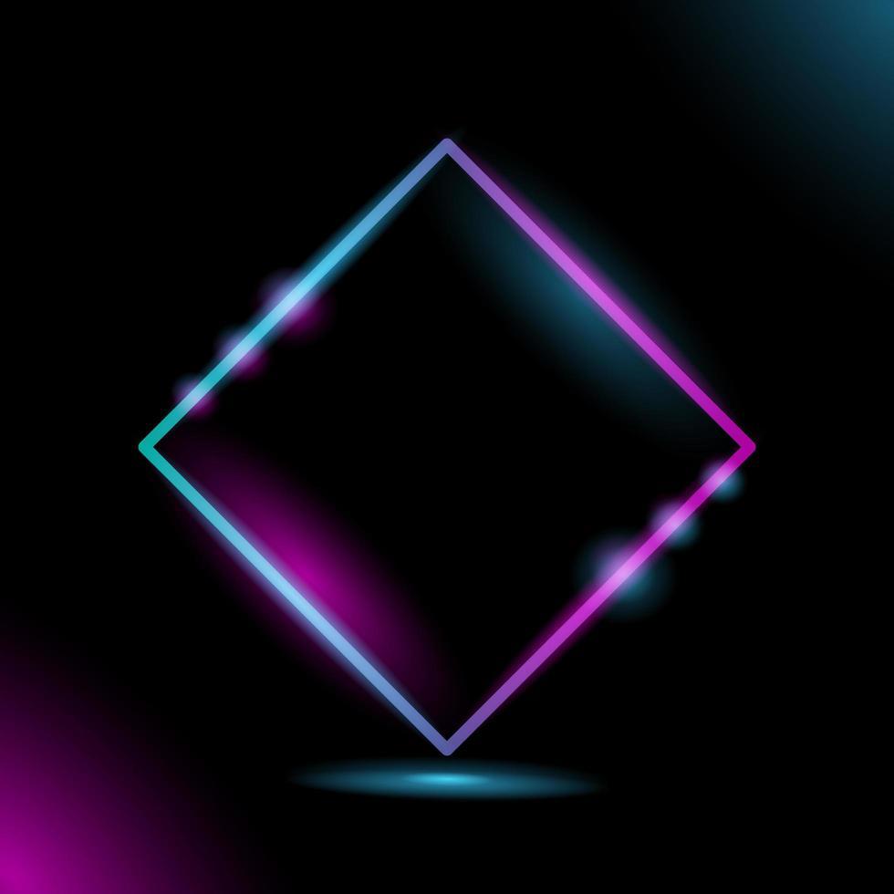 https fr vecteezy com art vectoriel 1308126 cadre geometrique neon design sur fond noir