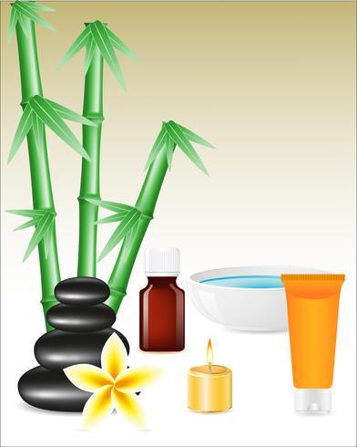 https fr vecteezy com art vectoriel 515290 spa zen stones et bambou