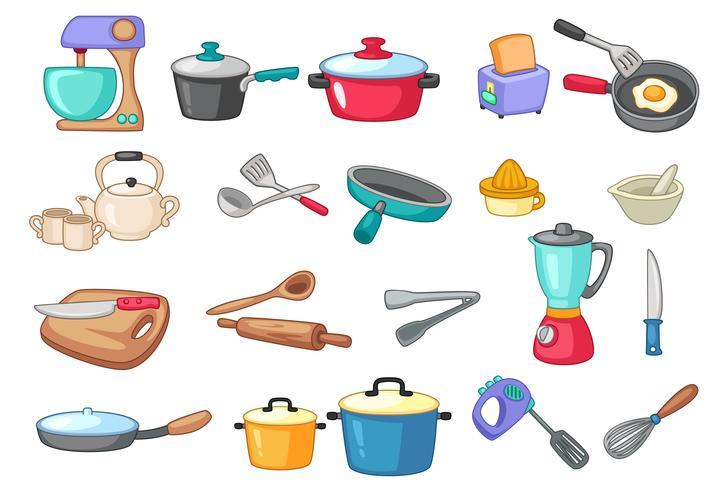 https fr vecteezy com art vectoriel 534411 ustensiles de cuisine vector illustration