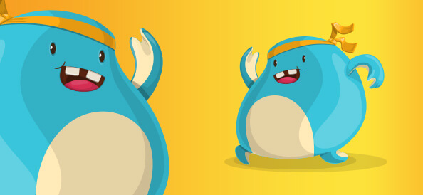 Monster Vector Character