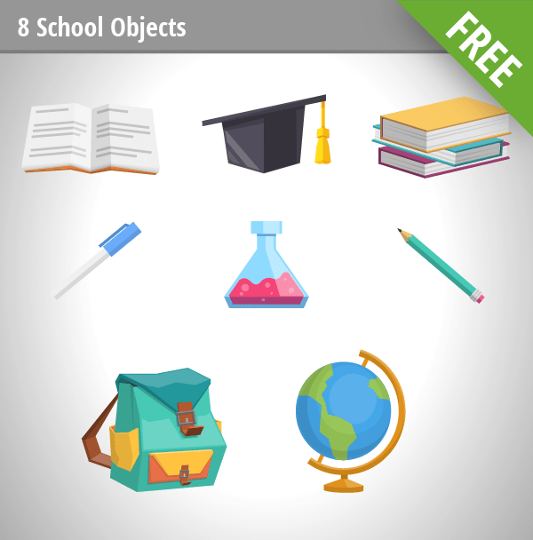 Free school items