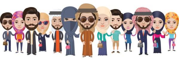 Arab Characters Creation Kit
