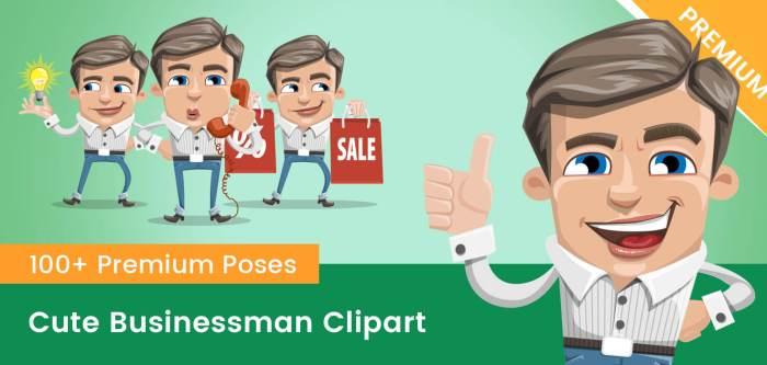 Businessman Clipart Transparent